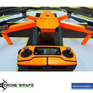Mavic fluorescent orange 1